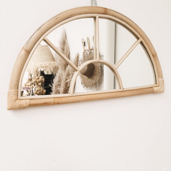 THE RAINBOW MIRROR - Black Salt Co Coastal Luxe Homewares and Decor