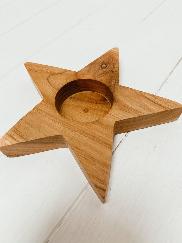 THE STARLIGHT CANDLEHOLDER