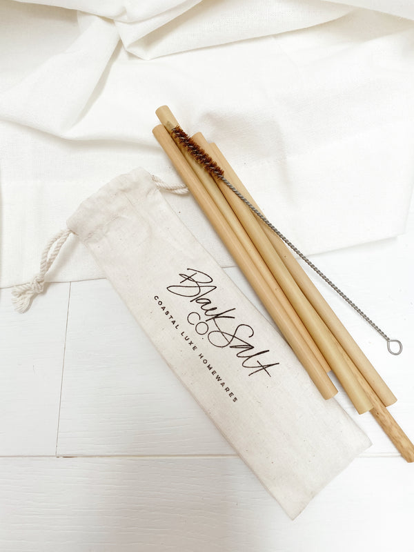 THE BAMBOO STRAW PACK