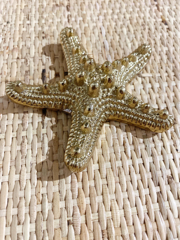 THE STARFISH BOTTLE OPENER - Black Salt Co