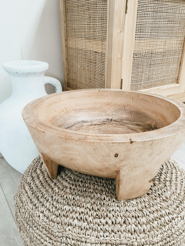 THE BAHARI BOWL - Black Salt Co Coastal Luxe Homewares and Decor