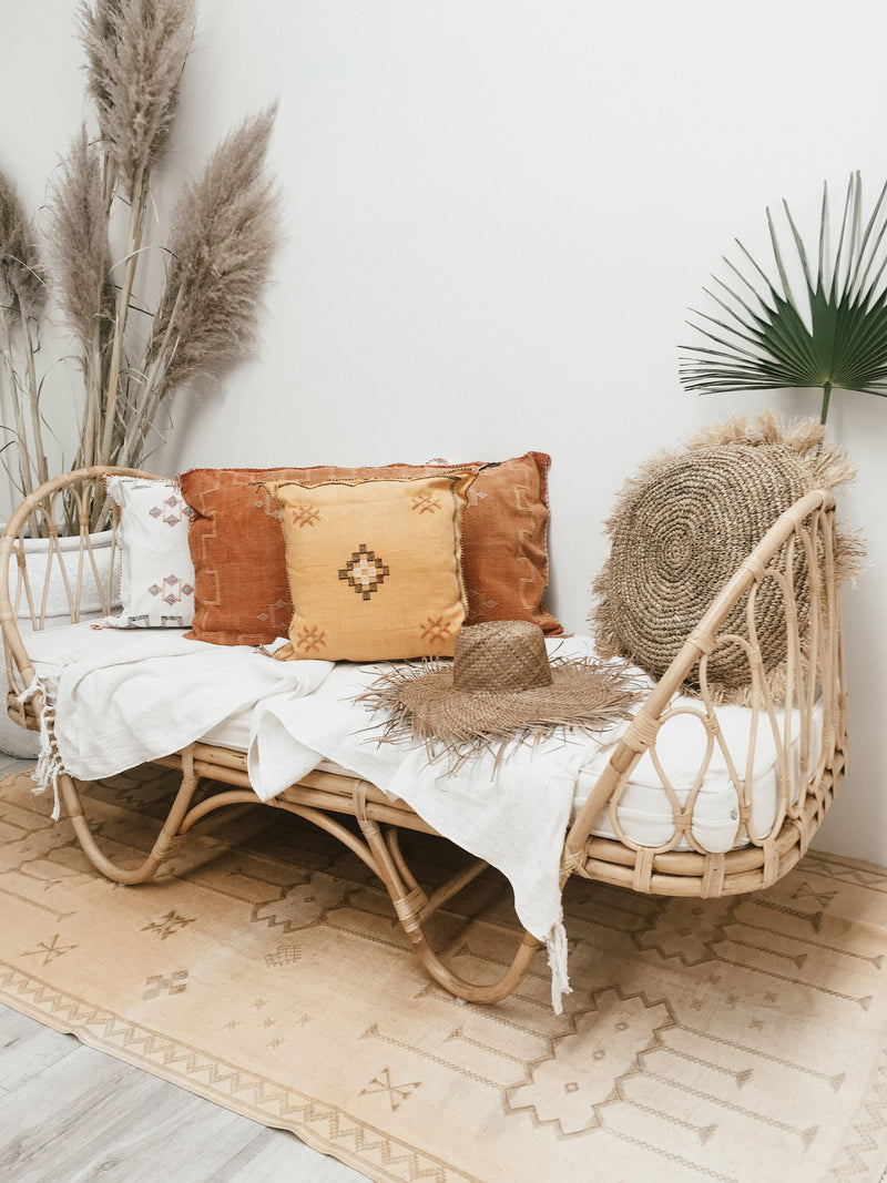 THE BIARRITZ DAYBED - Black Salt Co Coastal Luxe Homewares and Decor