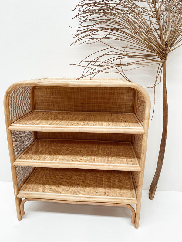 THE SEVILLE LOW BOOKSHELF