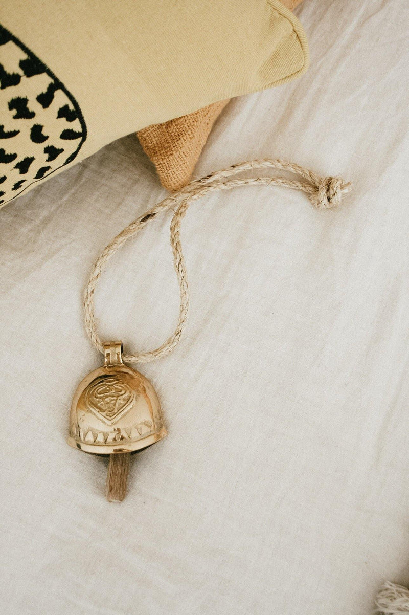 THE COW BELLS - Black Salt Co Coastal Luxe Homewares and Decor