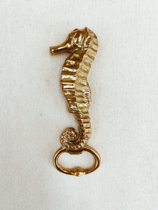 THE SEAHORSE BOTTLE OPENER - Black Salt Co