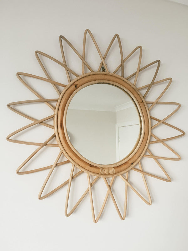 THE STAR MIRROR - Black Salt Co Coastal Luxe Homewares and Decor