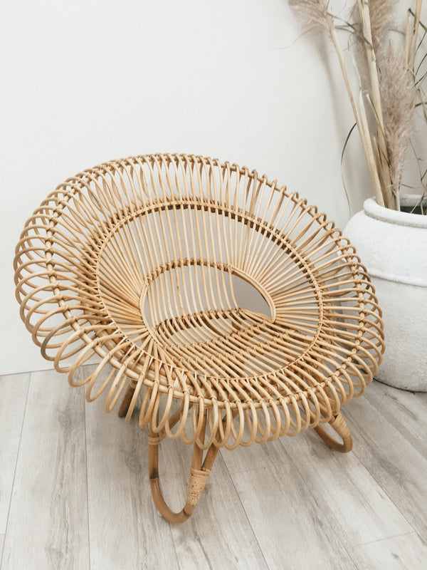 THE SUN CHAIR - Black Salt Co Coastal Luxe Homewares and Decor