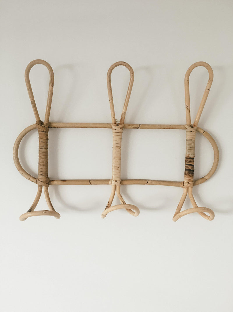 THE COAT RACK - Black Salt Co Coastal Luxe Homewares and Decor