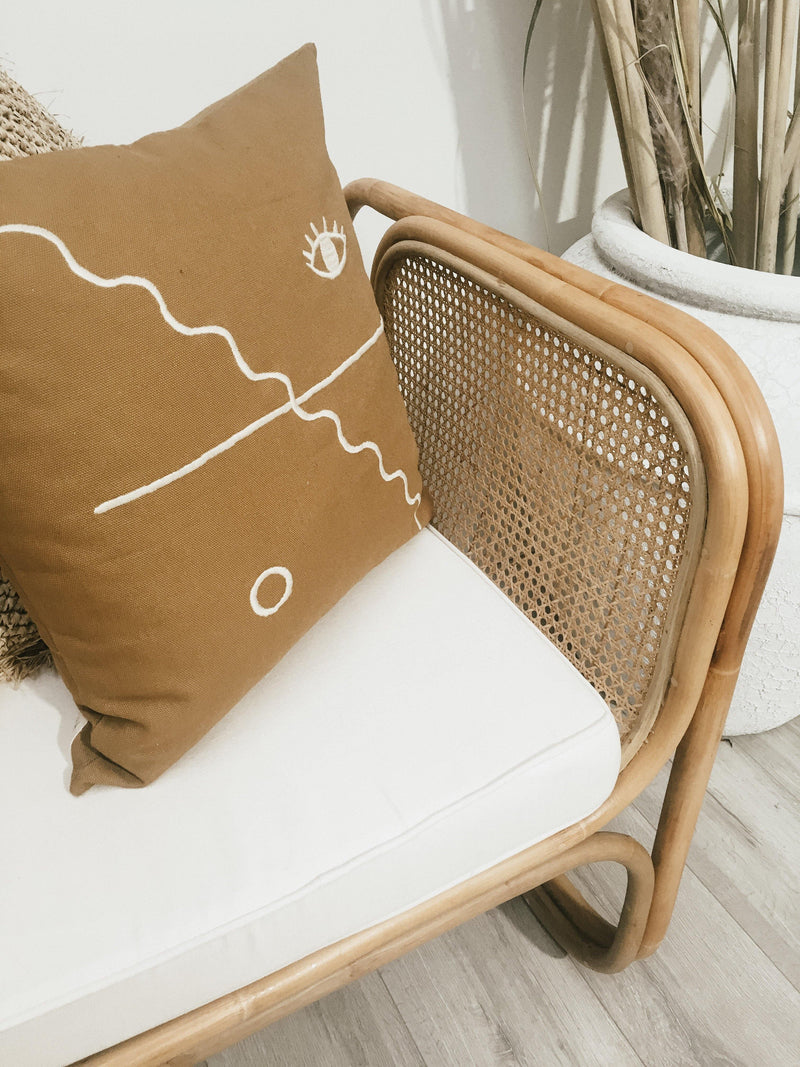 THE LUNA CHAIR - Black Salt Co Coastal Luxe Homewares and Decor