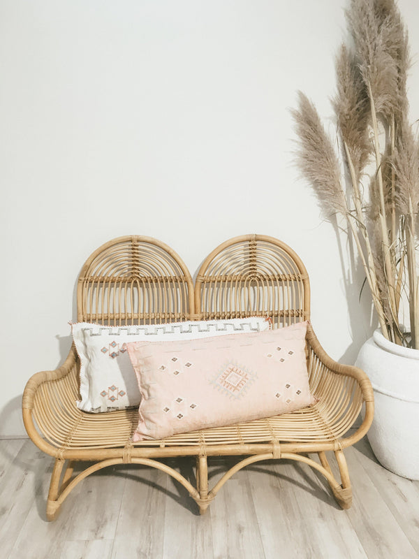 THE LOVE SEAT - Black Salt Co Coastal Luxe Homewares and Decor
