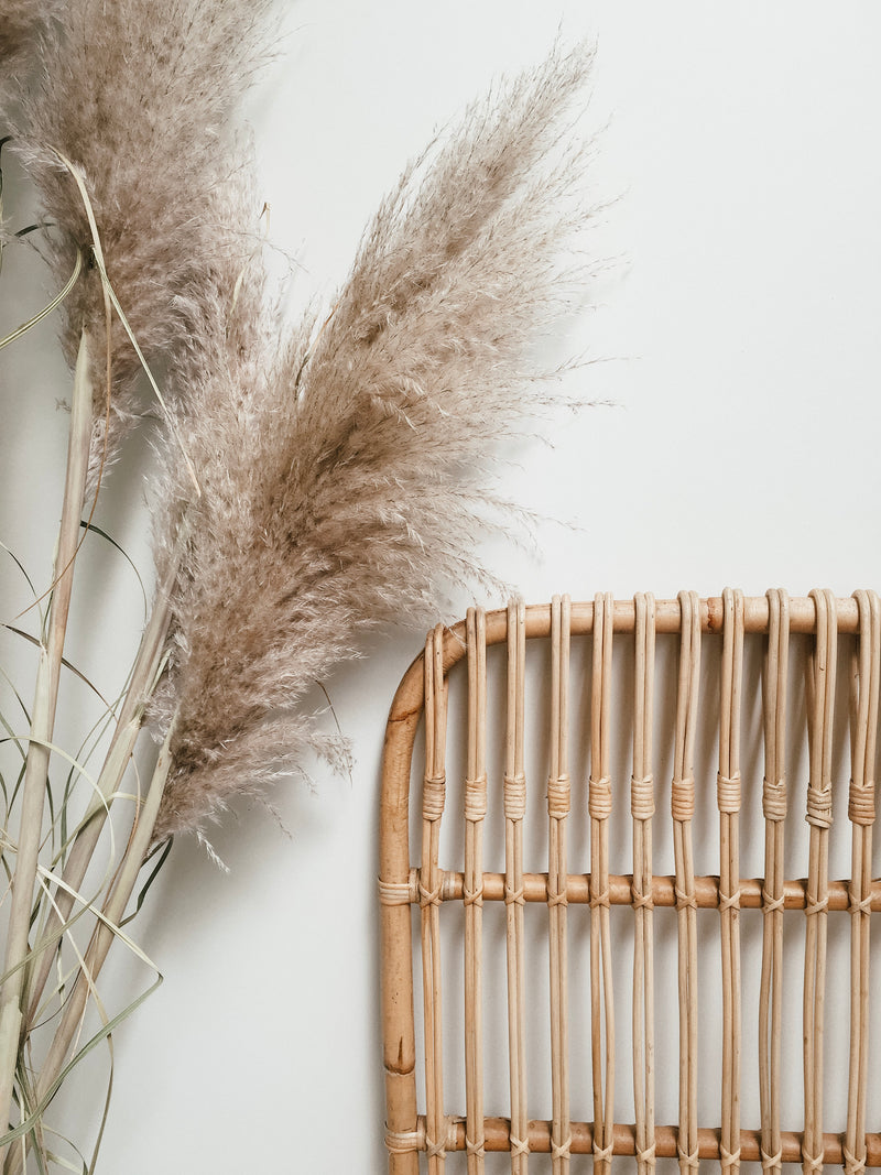 THE PUERTO BEDHEAD - Black Salt Co Coastal Luxe Homewares and Decor
