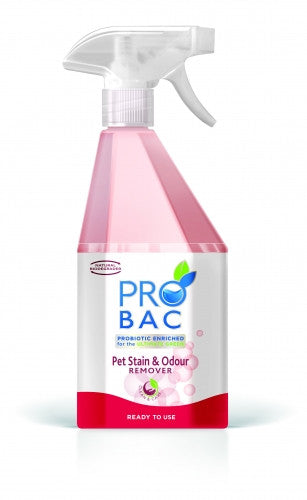 PROBAC Pet Stain & Odour Remover