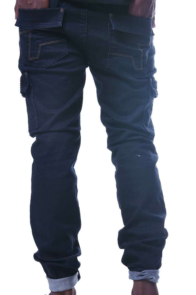 Six-Pocket Denim