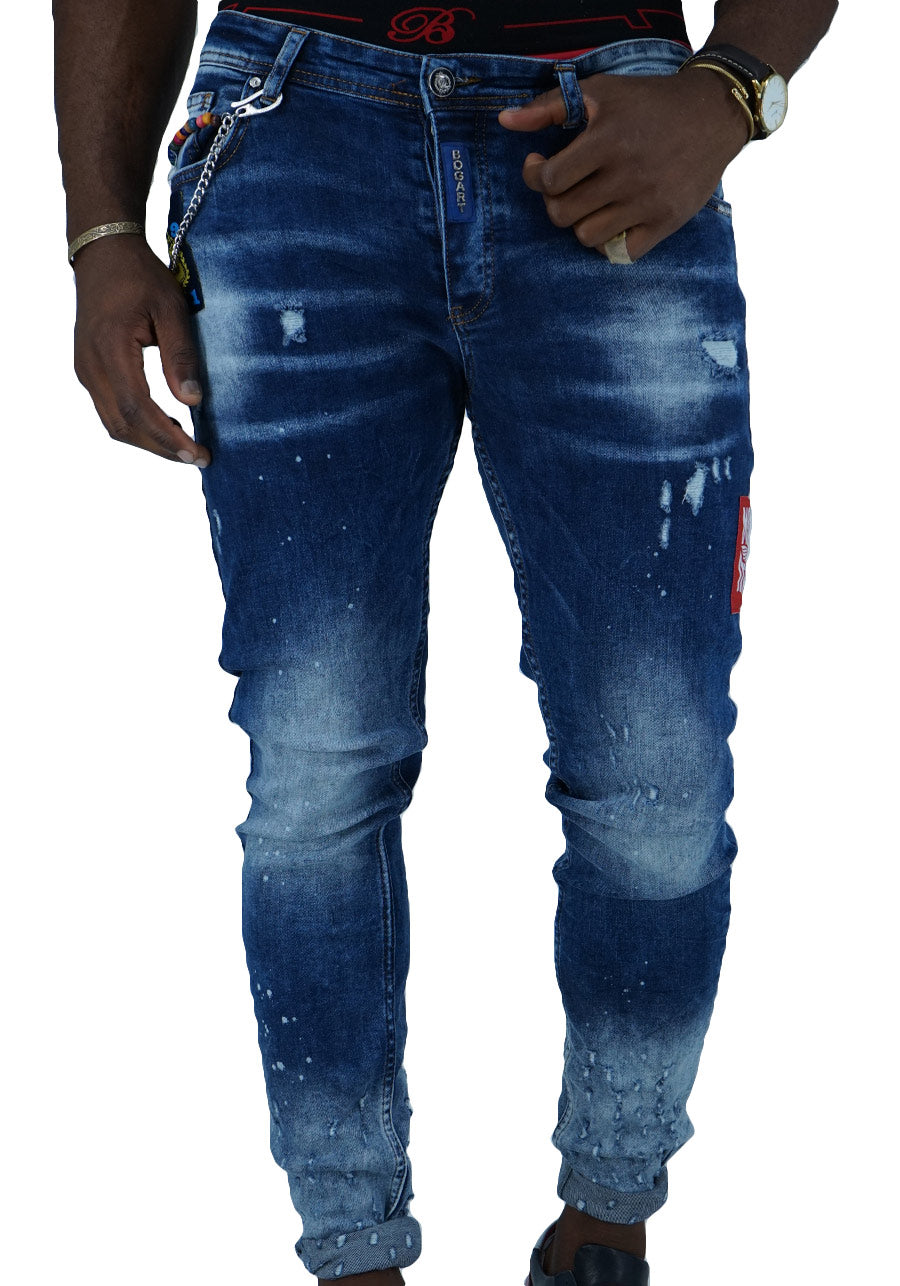 Premium Fine Italia Denim side