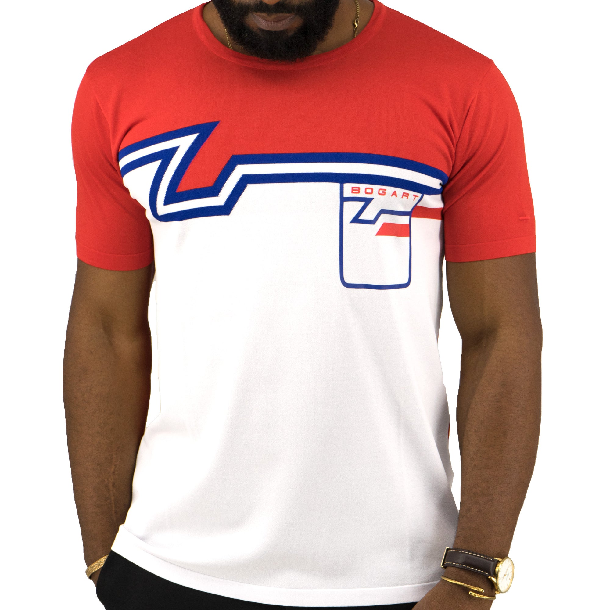 Signature C-Neck T-Shirt