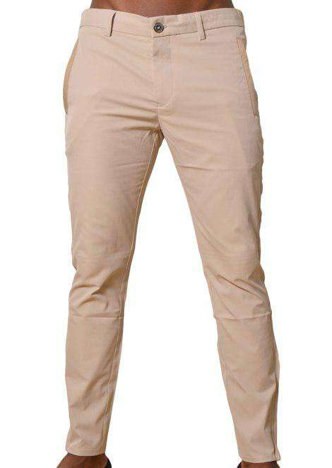 Bogart Man Ankle Zip Semi Formal Trousers SKU: BMTR45