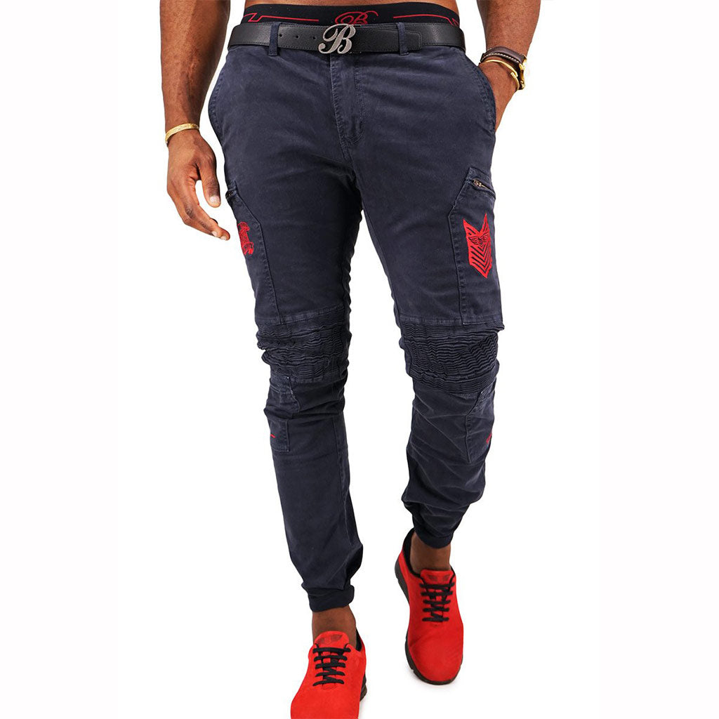 Bogart-Flight-Cargo-Denim-Grey-Front-BMCH3