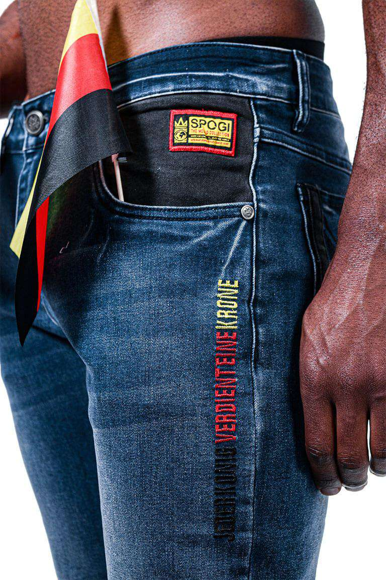 German King SPOGI Denim