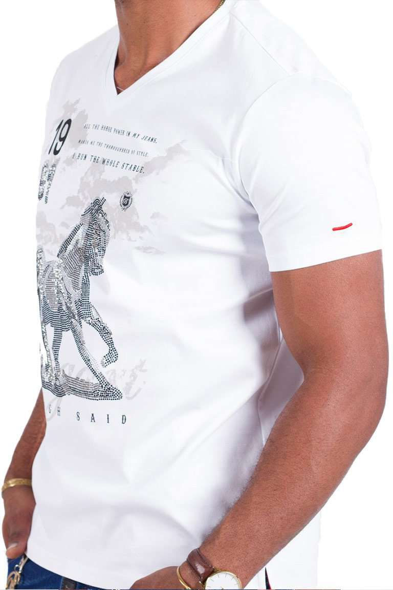 Stallion Bling T-Shirt