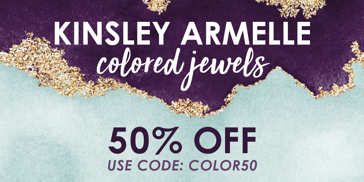 KINSLEY ARMELLE 50% OFF