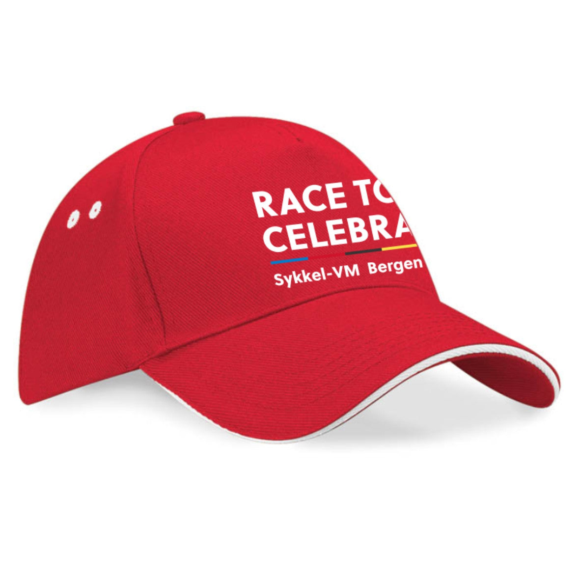 Official Merchandise Race Cap Red