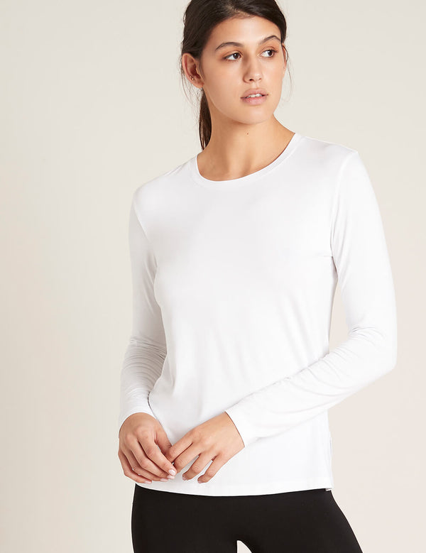 Women's Long Sleeve Round Neck T-Shirt