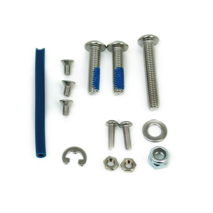 Hardware kit for Direct Drive Extruder