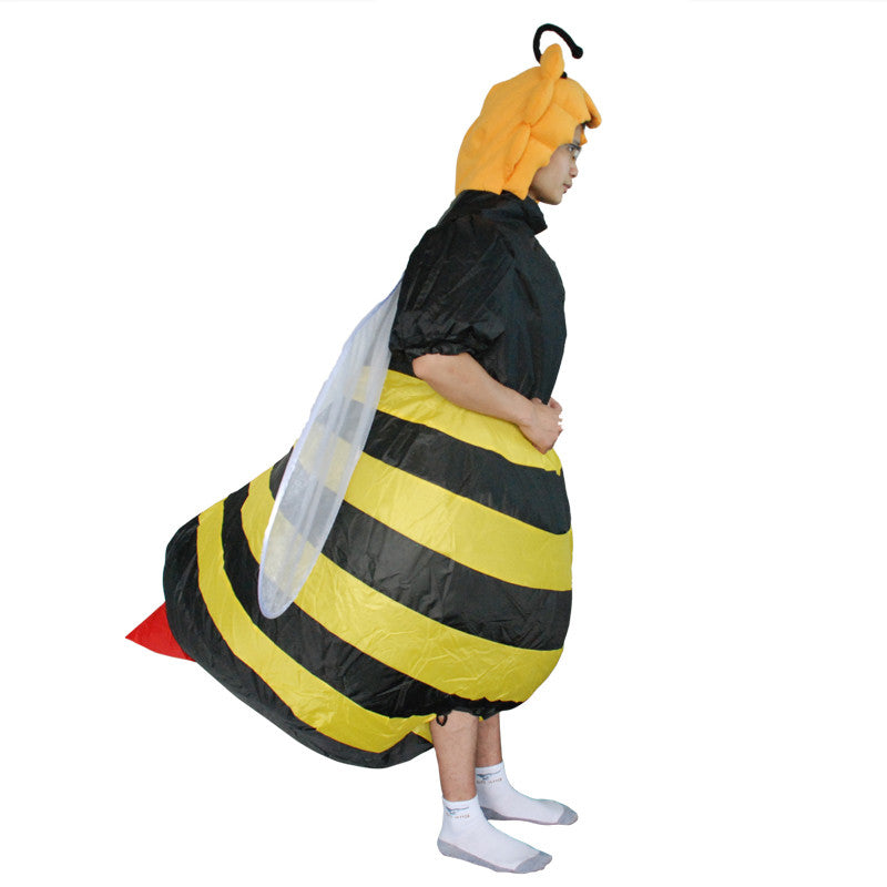 Inflatable Bumble Bee Costume  sc 1 st  Hurly Burly & Inflatable Bumble Bee Costume - Hurly Burly