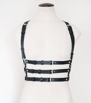 Underbust Buckle Harness