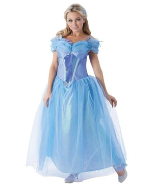 Deluxe Live-Action Cinderella Costume