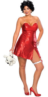 Plus Size Betty Boop Costume
