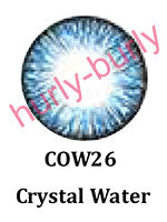 Crystal Water Natural Contact Lenses