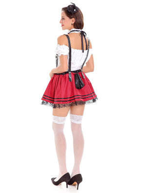 Oktoberfest Beer Stein Beauty Costume