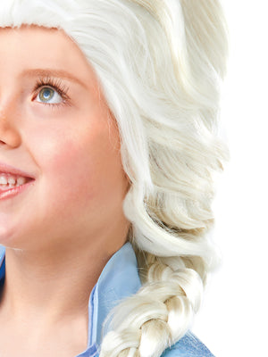 Frozen 2 Elsa Childs Wig