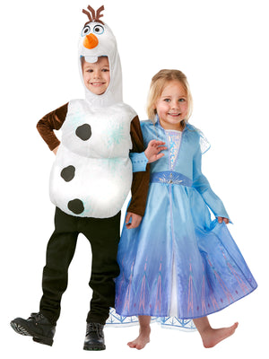 Frozen 2 Olaf Kids Costume