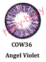 Angel Violet Natural Contact Lenses