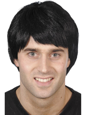 Short Black Guy Wig
