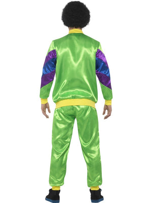 80's Green Retro Shell Suit