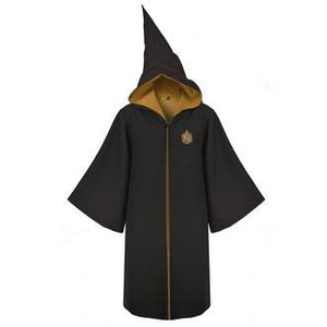 Harry Potter Hufflepuff Adults Cloak