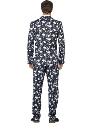 Skeleton Skull Stand Out Suit