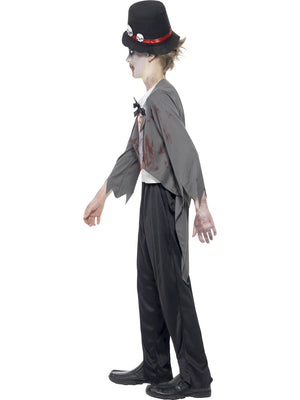 Boys Zombie Groom Costume
