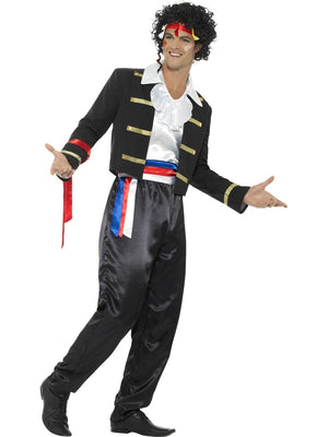 Adam Ant 80's Outfit