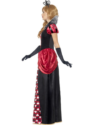 Royal Red Queen Costume