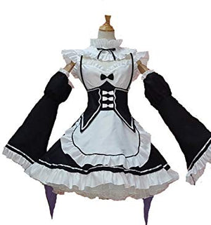 Re:Zero Rem Ram Cosplay