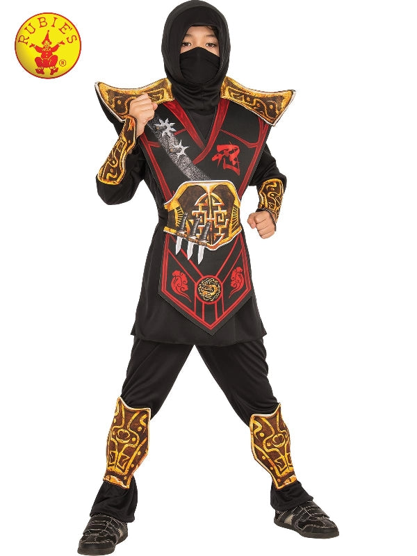 Boys Battle Ninja Costume