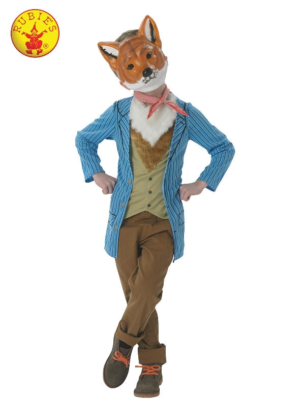 Mr. Fox Kid's Book Week Costume