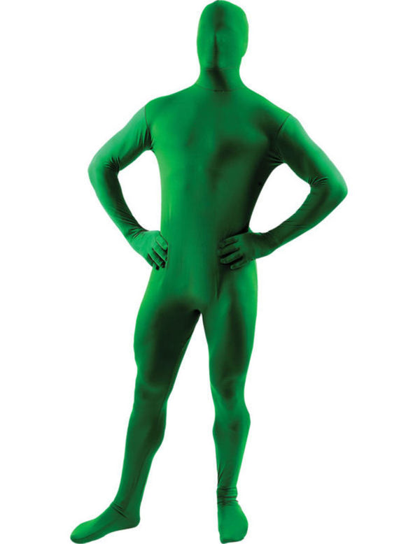 Dark Green Deluxe Morphsuit