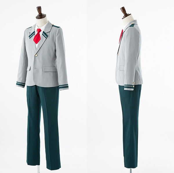 My Hero Academia Boys School Uniform