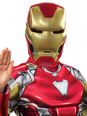 The Avengers Iron Man Kids Deluxe Costume