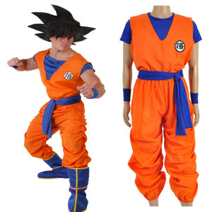 Deluxe Dragon Ball Z Goku Costume